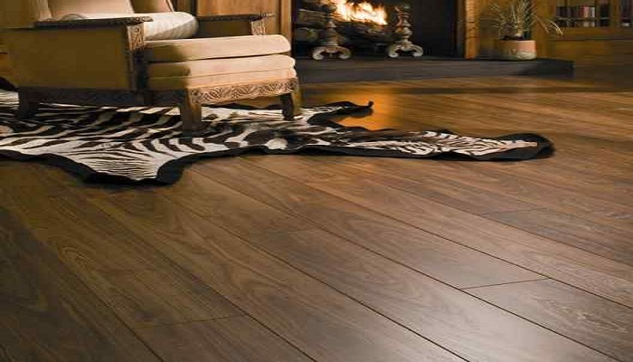 Chọn sàn gỗ cho phòng khách hiện đại và sang trọng
