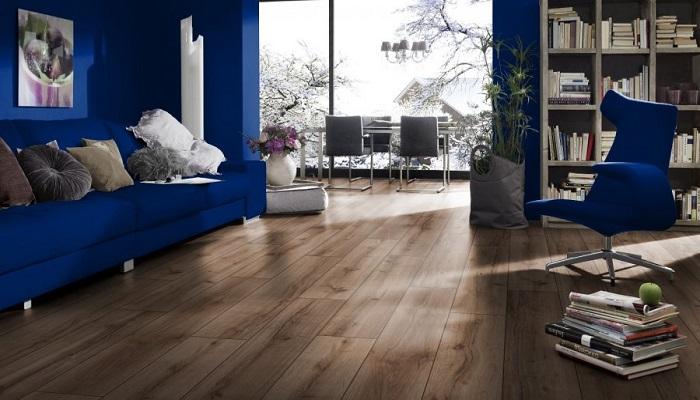 Lựa chọn sàn gỗ cho người già và trẻ em