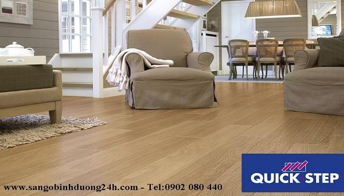 Sàn gỗ  QuickStep