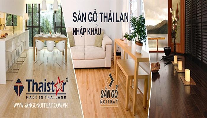 Công Trình Sàn Gỗ Thái Lan