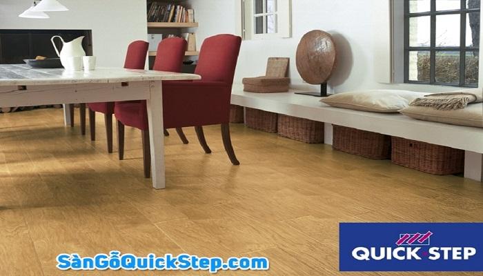Sàn gỗ quick step sự lựa chọn hàng đầu của người tiêu dùng!