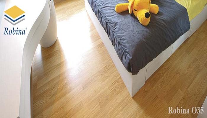 Sàn gỗ malaysia Robina - thương hiệu hàng đầu.