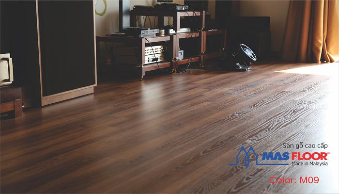 sàn gỗ cao cấp masfloor
